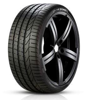 PZero Silver Tires